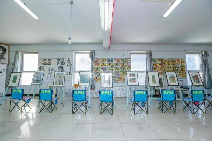 南街8號畫室教室環境